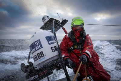 Volvo Ocean Race and Cobham join forces for the 6th time