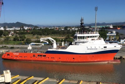 Cobham Satellite and Radio Comms for Six Newbuild CBO ships