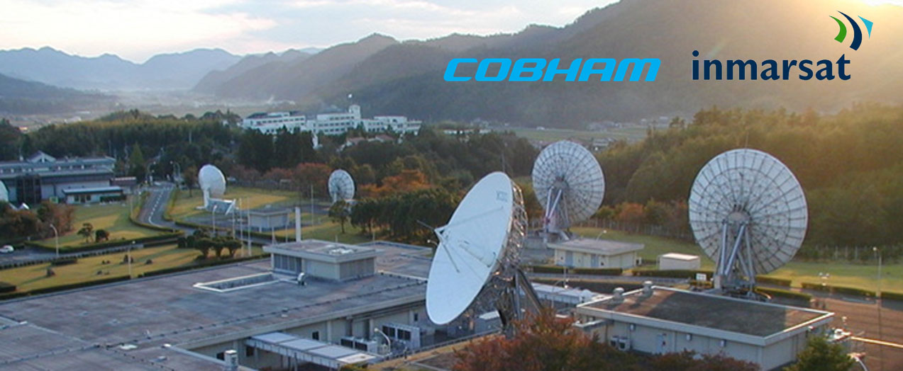 Cobham SATCOM extends partnership with Inmarsat to deliver key L-band ground infrastructure components for I-6 satellites