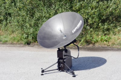 Cobham SATCOM launches new VSAT Series and low profile BGAN on-the-move terminal at IBC 2019