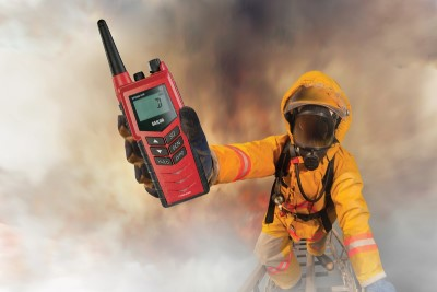 Cobham SATCOM welcomes new tighter safety regulations for the use of fire fighter radios which protect life and assets at sea